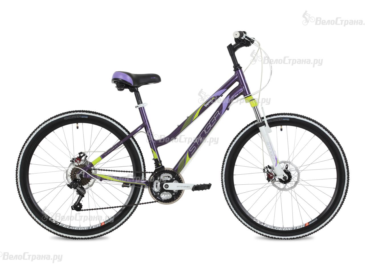 Велосипед Stinger Laguna D 26 (2018)