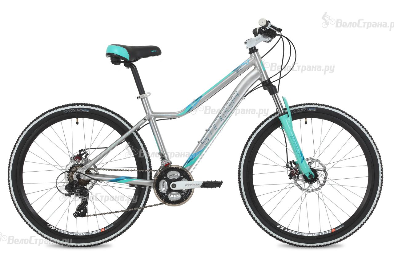 Велосипед Stinger Vesta Evo 26 (2018) велосипед stinger cruiser l 26 2016