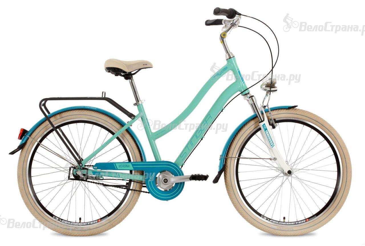 Велосипед Stinger Verona (2018) renato zero verona