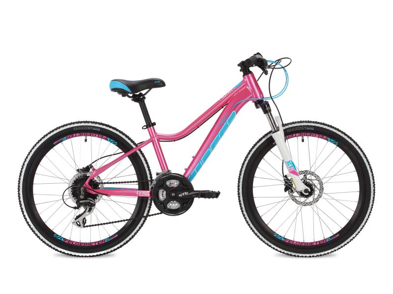 Купить Подростковый велосипед Stinger Fiona Pro 24 (2018)