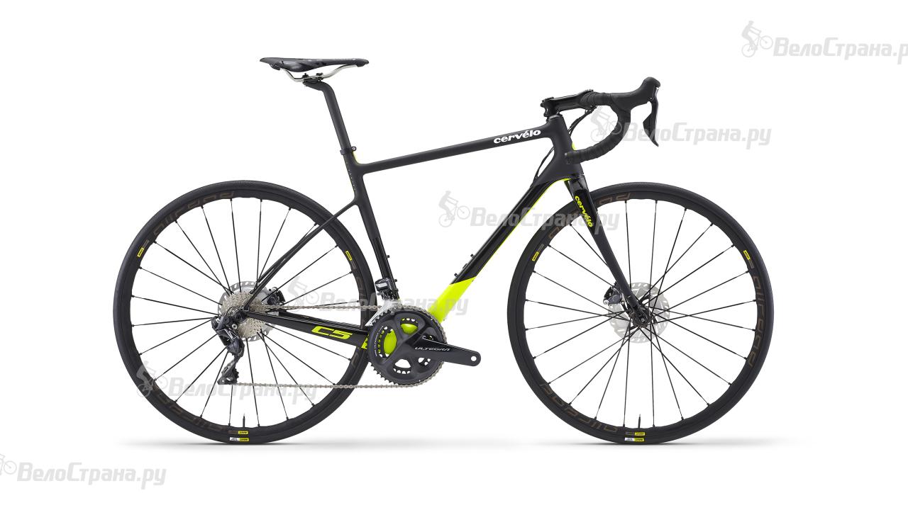 Велосипед Cervelo C5 DA Disc (2017)