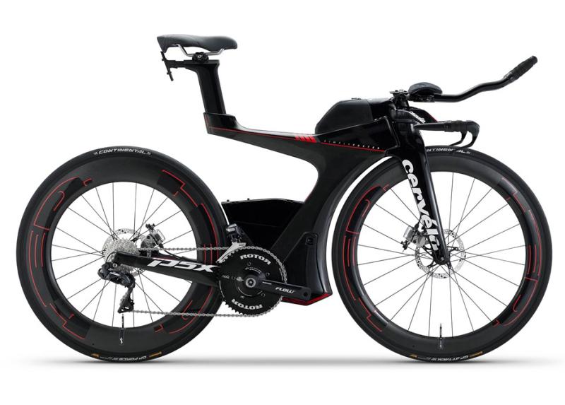 Купить Шоссейный велосипед Cervelo P5X Ultegra DI2 (2017)