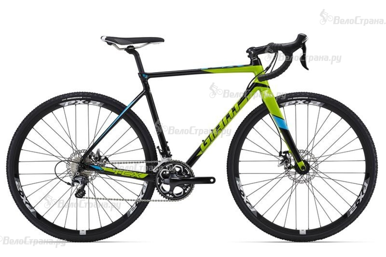 все цены на Велосипед Giant TCX SLR 1 (2016) онлайн