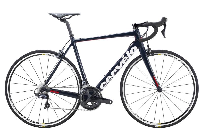 Купить Шоссейный велосипед Cervelo R3 Ultegra (2018)