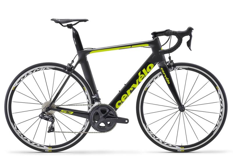 Купить Шоссейный велосипед Cervelo S3 Ultegra Di2 (2018)