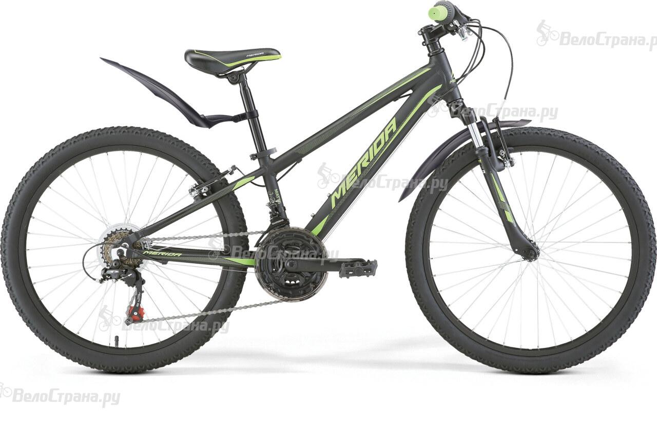 Велосипед Merida Matts J24 Boy (2018) merida matts 40 v 2013