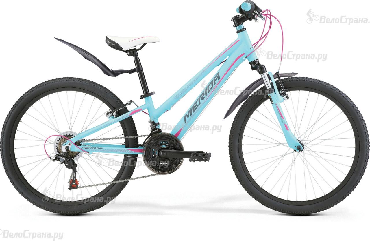 Велосипед Merida MATTS J24 GIRL (2018) merida matts 40 v 2013