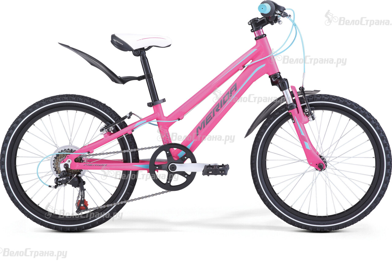 Велосипед Merida MATTS J20 GIRL (2018) merida matts 40 v 2013