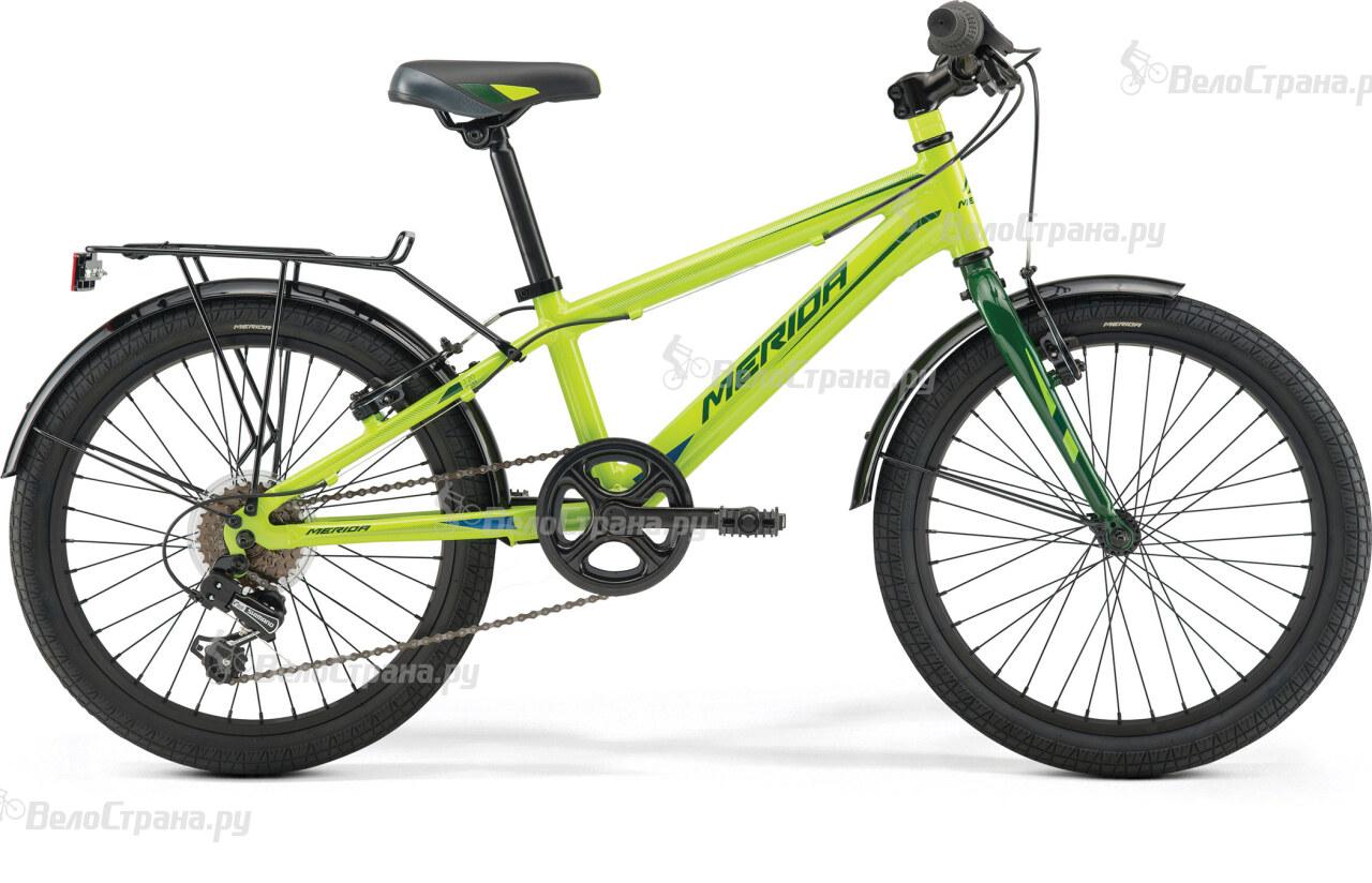 Велосипед Merida SPIDER J20 (2018) mi j20 iy