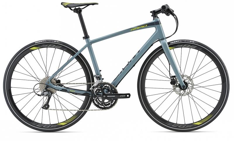 Купить Шоссейный велосипед Giant Rapid 3 (2018)