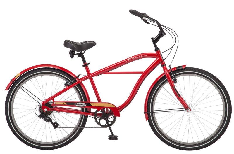 Купить Комфортный велосипед Schwinn Miramar Mens (2018)