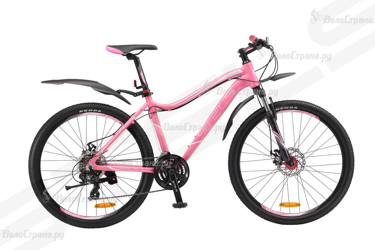 Велосипед Stels Miss 6100 MD V020 (2018) велосипед десна 2710 md 27 5 v020 2018 рама 17 5 антрацитовый