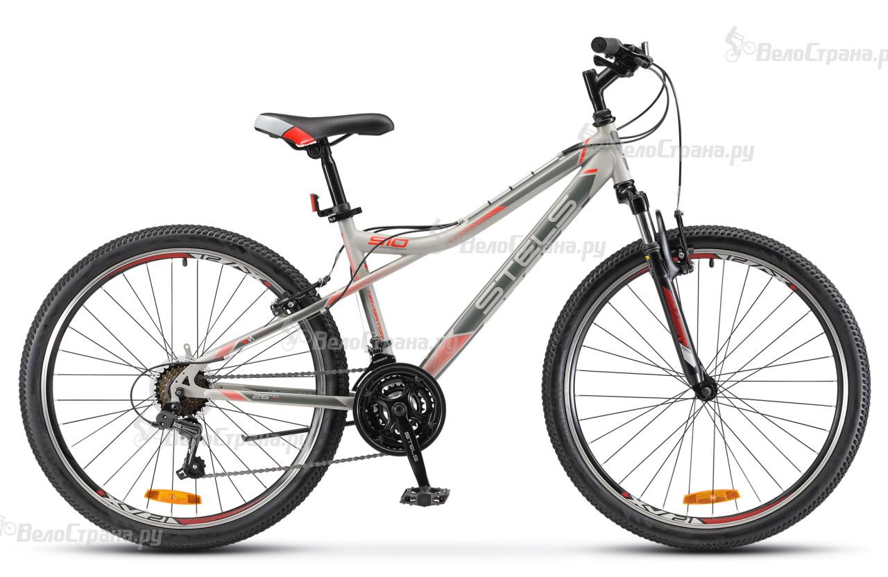 Велосипед Stels Navigator 510 V V030 (2018) велосипед stels navigator 450 v 2016