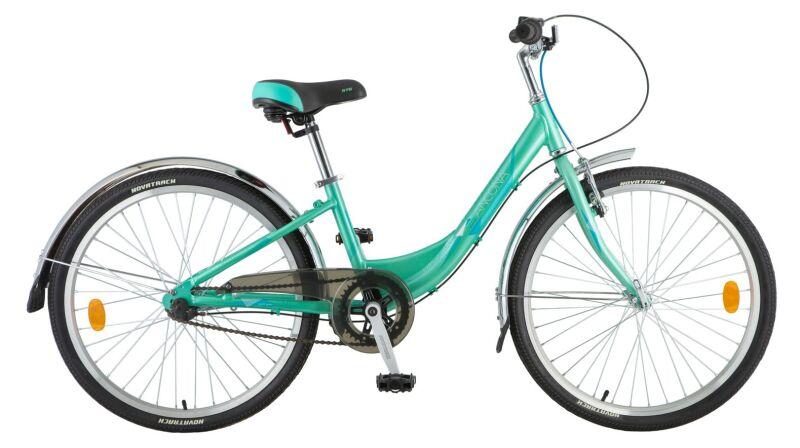 Купить Подростковый велосипед Novatrack Ancona 24 3-sp (2018)