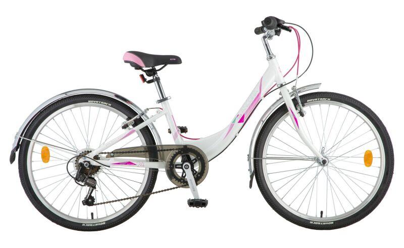 Купить Подростковый велосипед Novatrack Ancona 24 7-sp (2018)