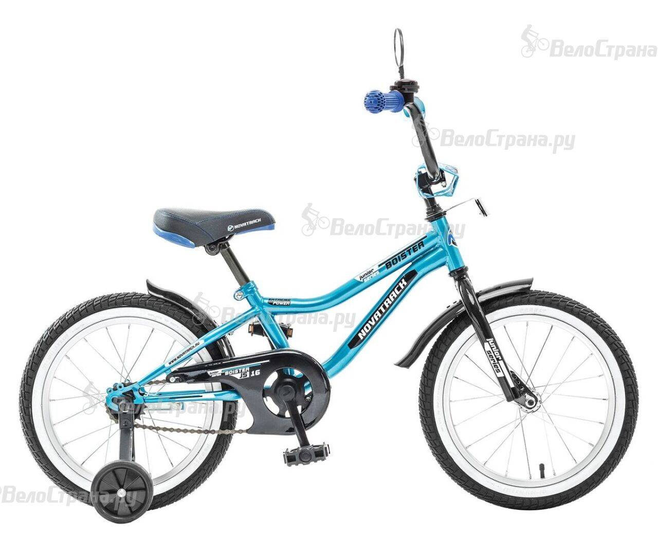 Велосипед Novatrack Boister 16 (2018)