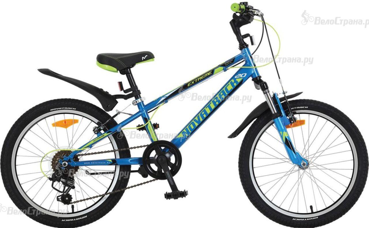 Велосипед Novatrack Extreme 20 (2018) велосипед novatrack extreme x44120 к green