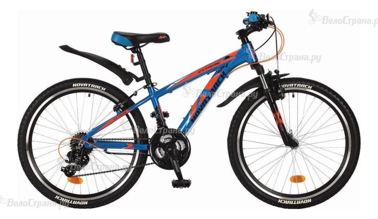 Велосипед Novatrack Extreme 24 (2018) велосипед novatrack extreme x44120 к green