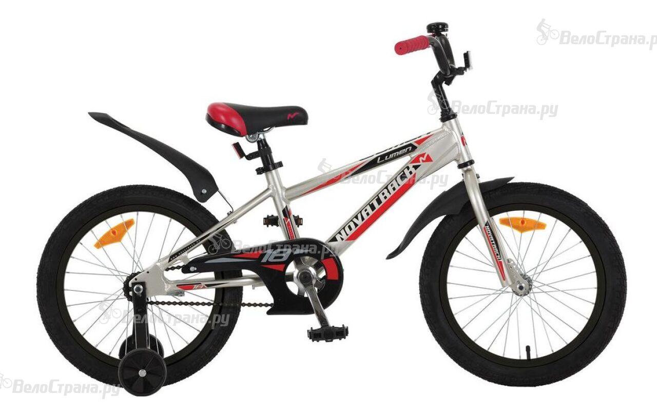 Велосипед Novatrack Lumen 14 (2018) велосипед novatrack urban 14 белый