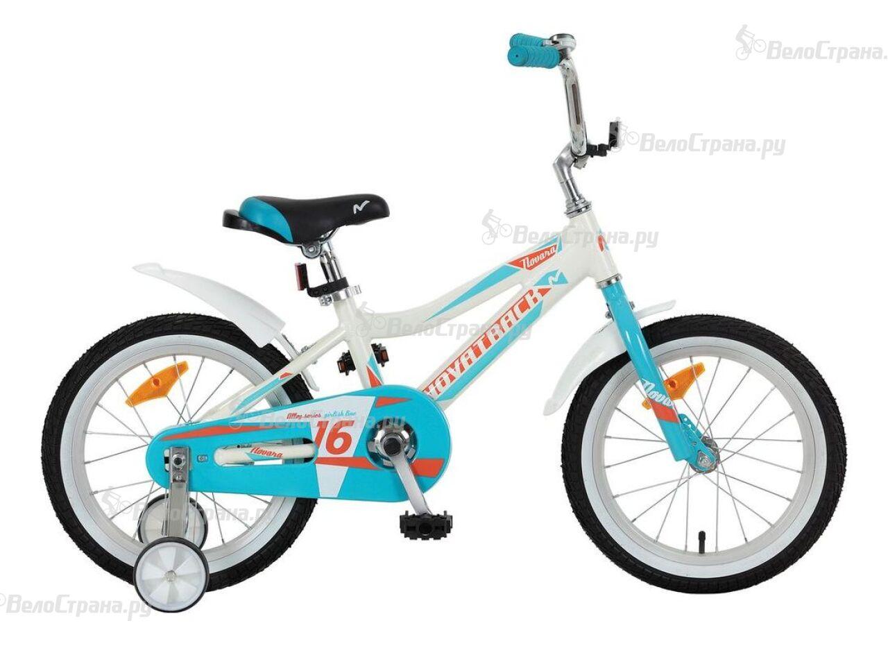 Велосипед Novatrack Novara 14 (2018) велосипед novatrack urban 14 белый