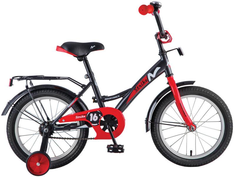 Купить Детский велосипед Novatrack Strike 18 (2018)