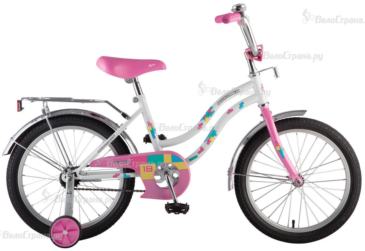 Велосипед Novatrack Tetris 14 (2018)