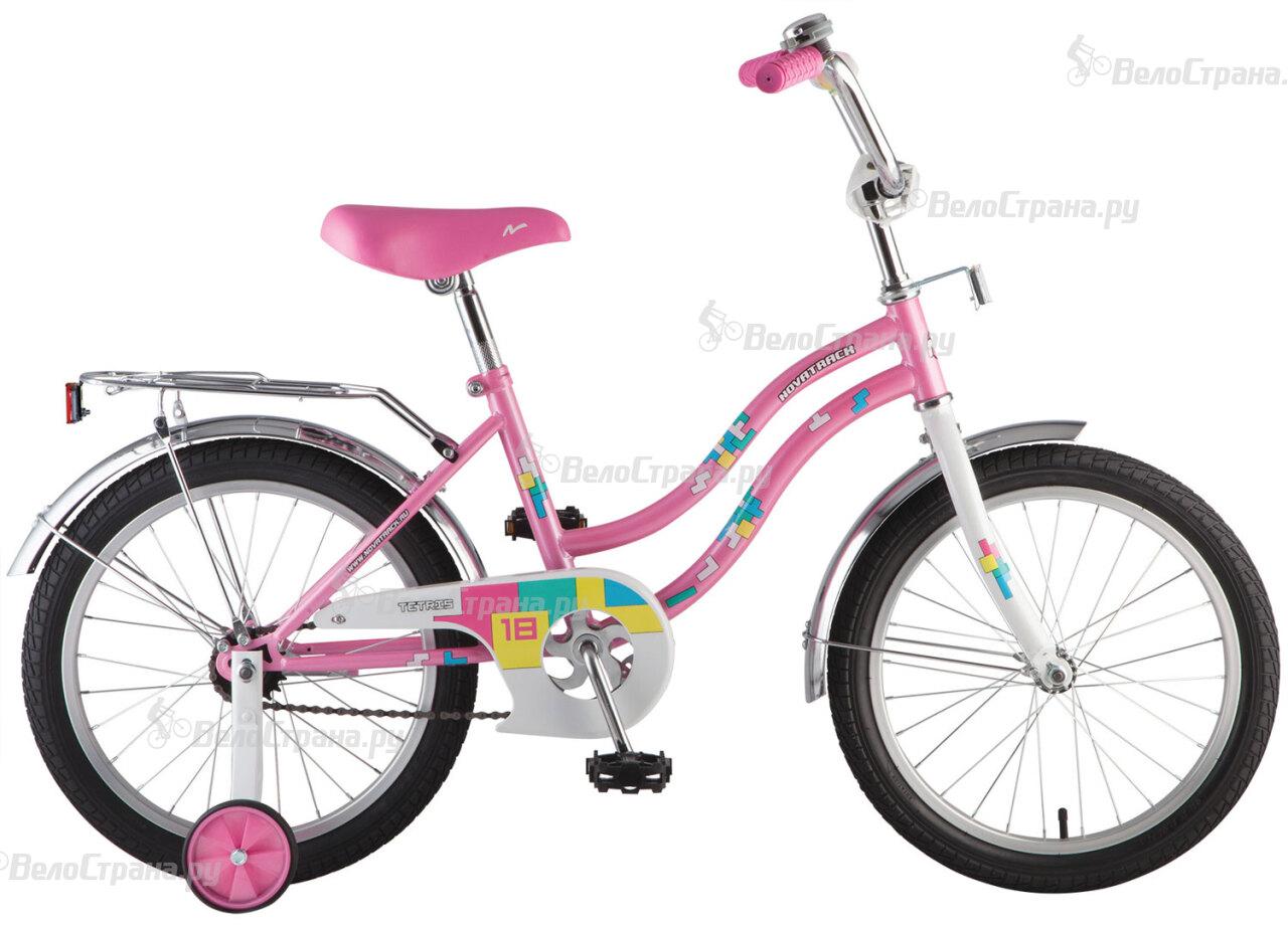 Велосипед Novatrack Tetris 20 (2018)