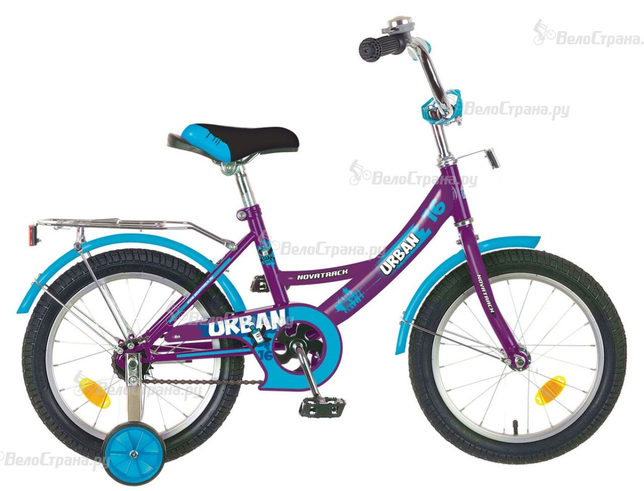 Велосипед Novatrack Urban 12 (2018)