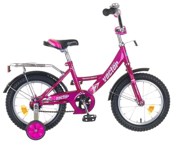 Купить Детский велосипед Novatrack Vector 18 (2018)