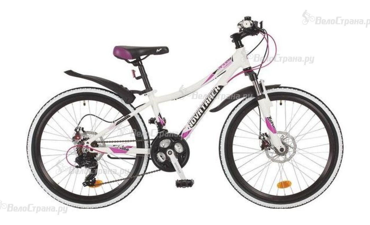Велосипед Novatrack Katrina Disc 24 (2018) велосипед novatrack katrina 1710
