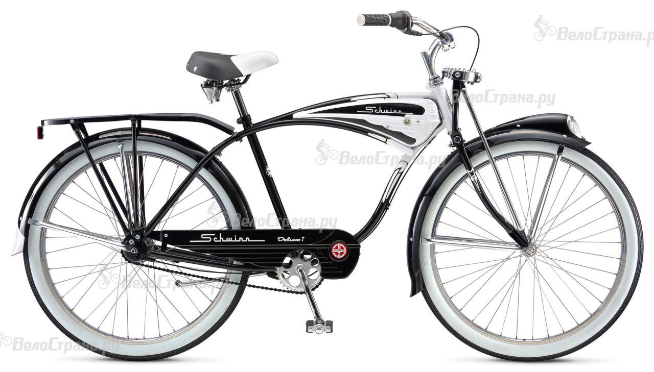 Велосипед Schwinn Classic Deluxe (2018) велосипед schwinn sprite deluxe 2013