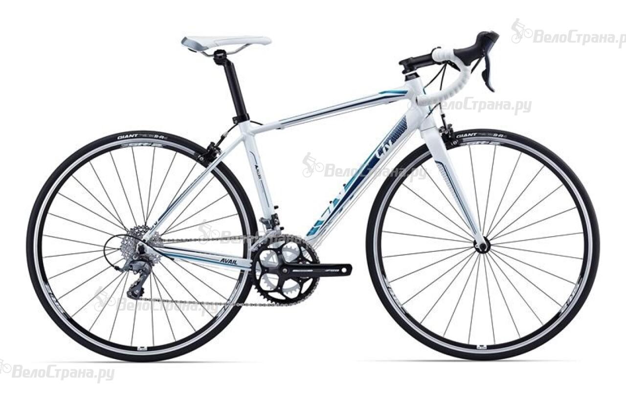 Велосипед Giant Avail 4 (2016) 6d maxliner