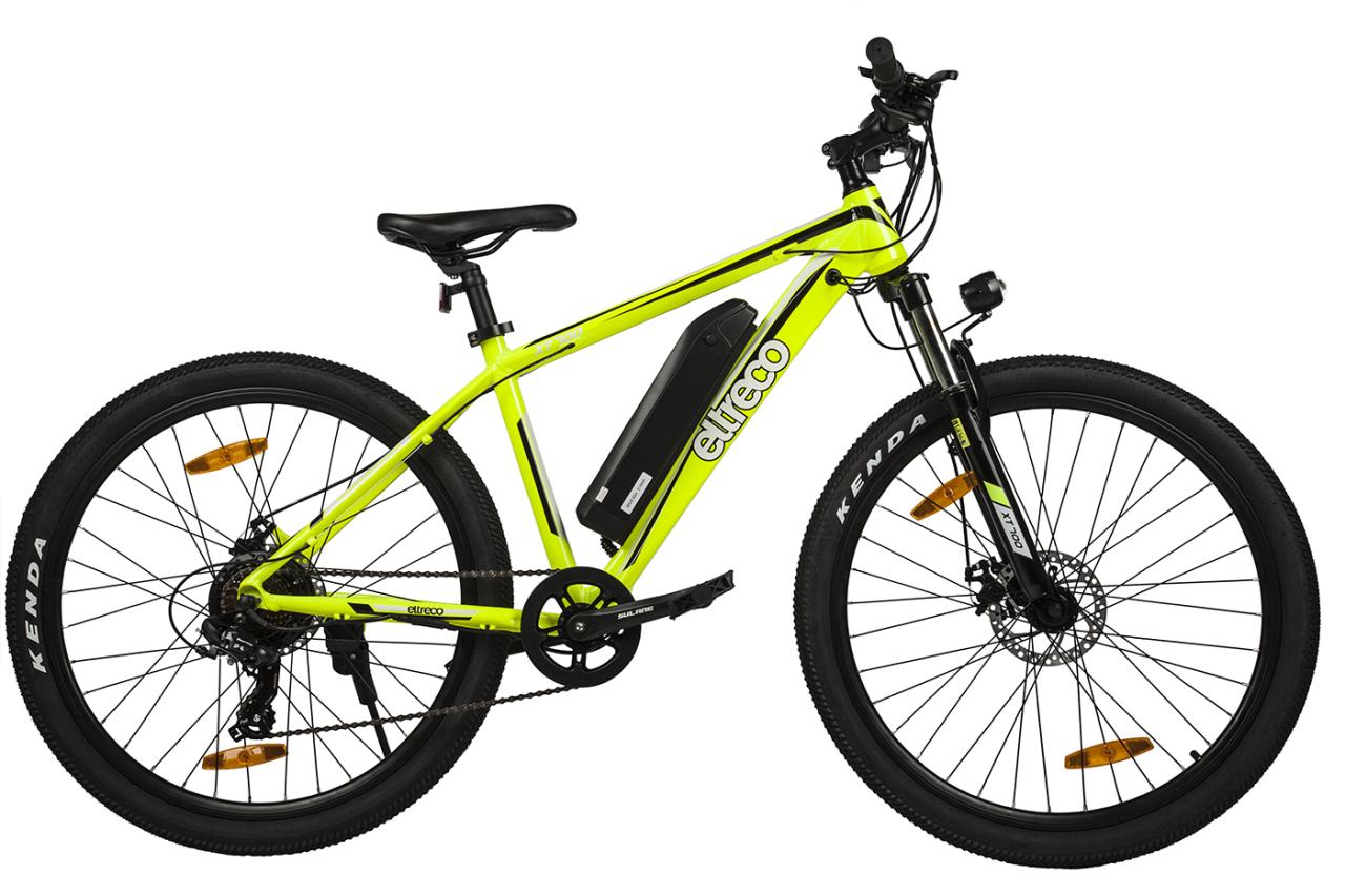 Велосипед Eltreco XT-700 (2018)