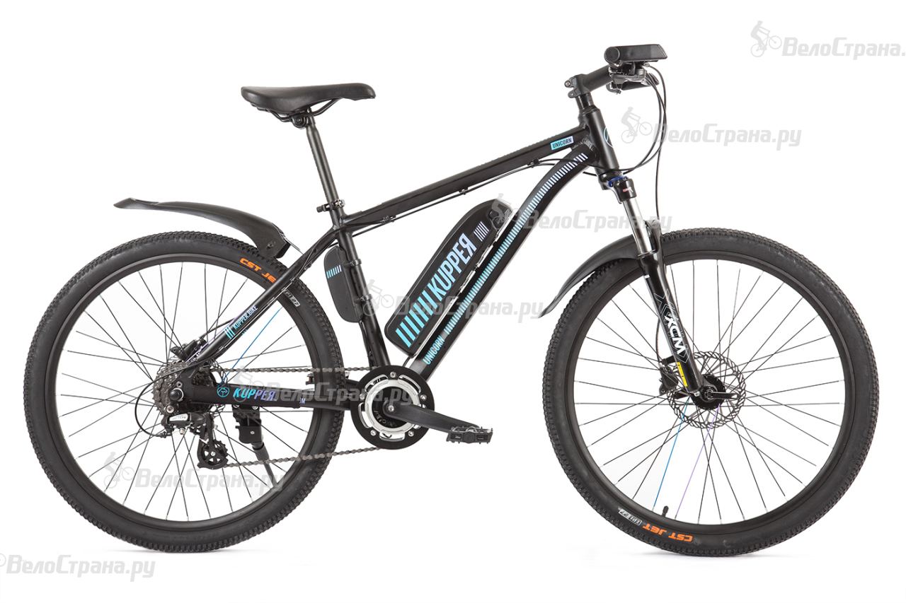 Велосипед Tsinova Kupper Unicorn Pro (2018)