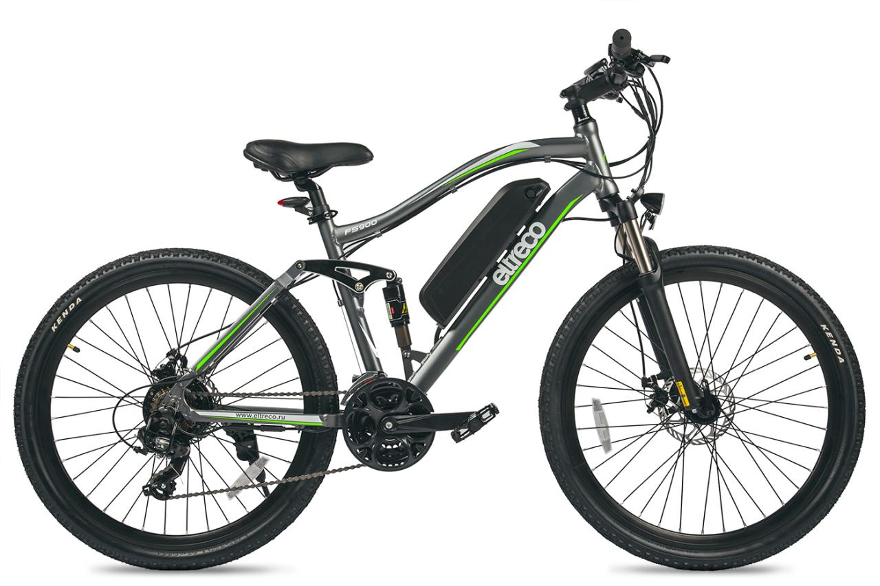 Велосипед Eltreco FS-900 (2018) велосипед challenger mission lux fs 26 черно красный 16