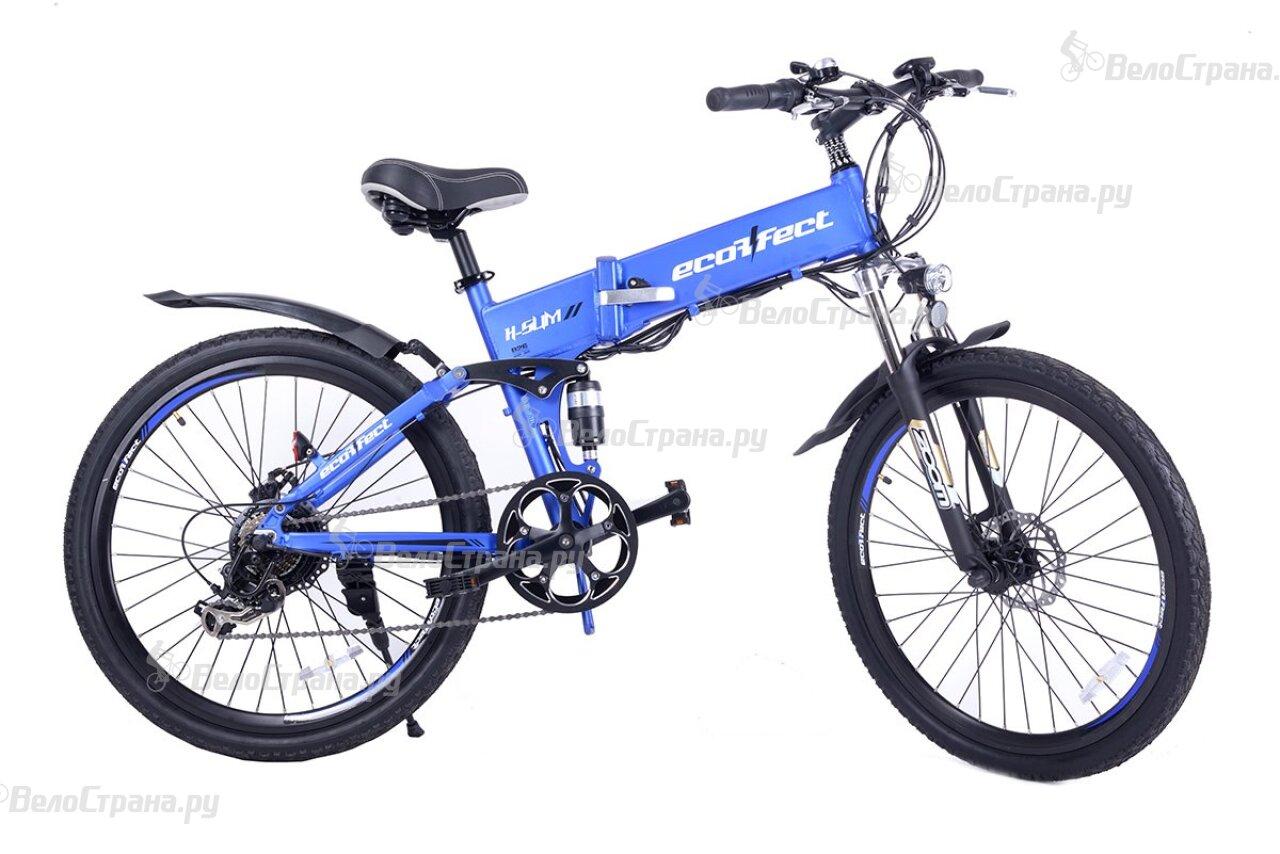 Велосипед Eccoffect H-SLIM (2018) велосипед eccoffect urban runner 2018