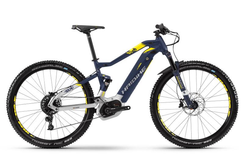 Купить Электровелосипед Haibike SDURO FullNine 7.0 500Wh (2018)