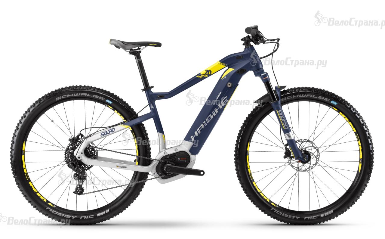 все цены на Велосипед Haibike SDURO HardNine 7.0 500Wh (2018) онлайн