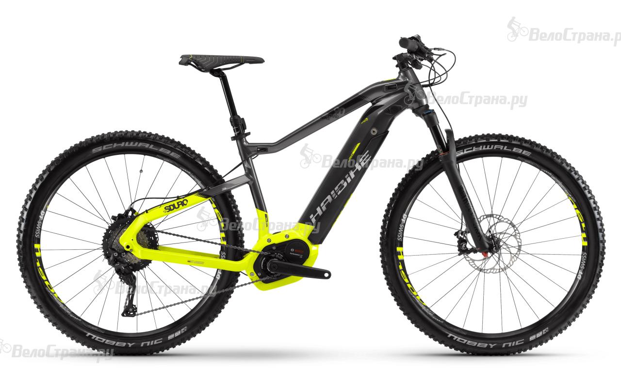 Велосипед Haibike SDURO HardNine 9.0 500Wh (2018)