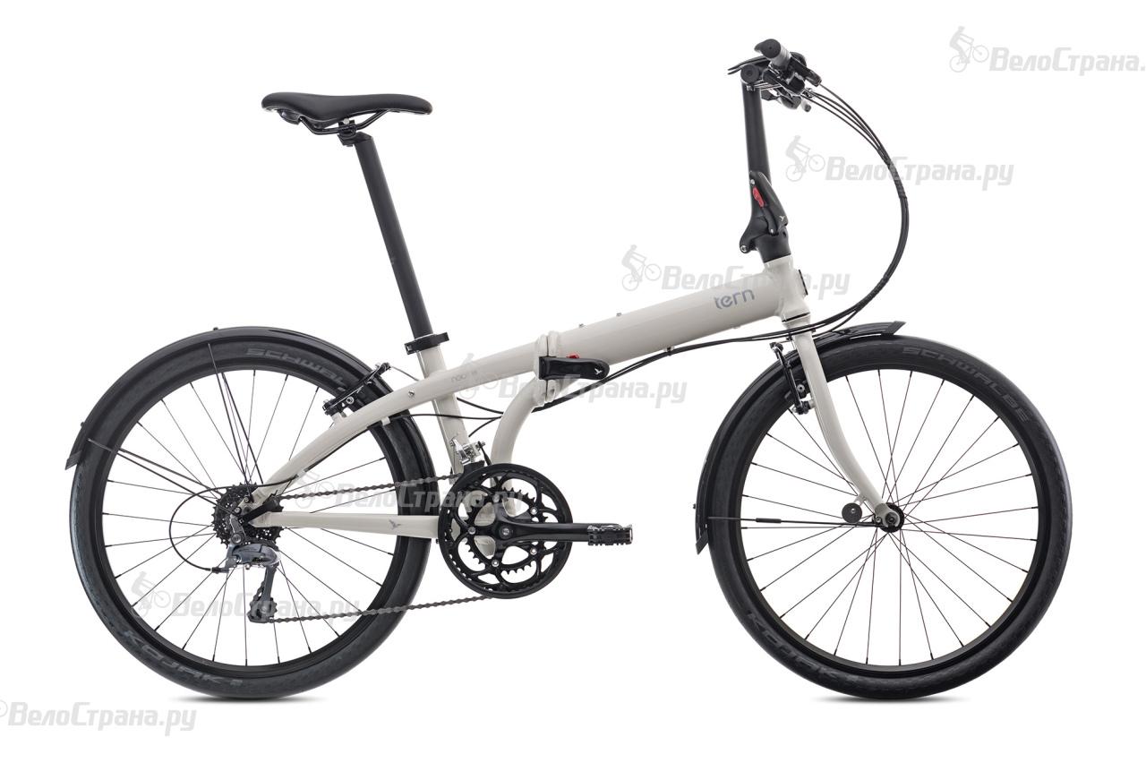Велосипед Tern Node D16 (2018)