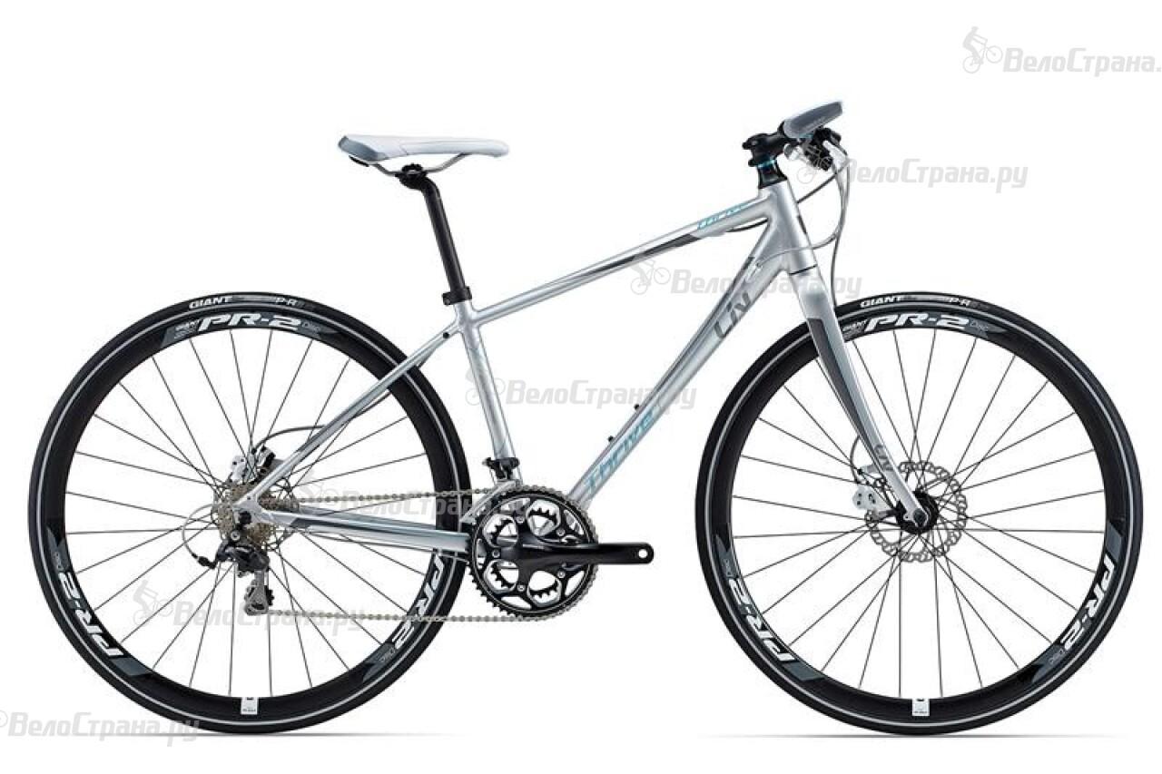 Велосипед Giant Thrive 0 Disc (2016)