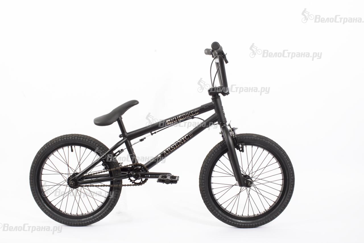Велосипед KHE Arsenic 18 (2018)