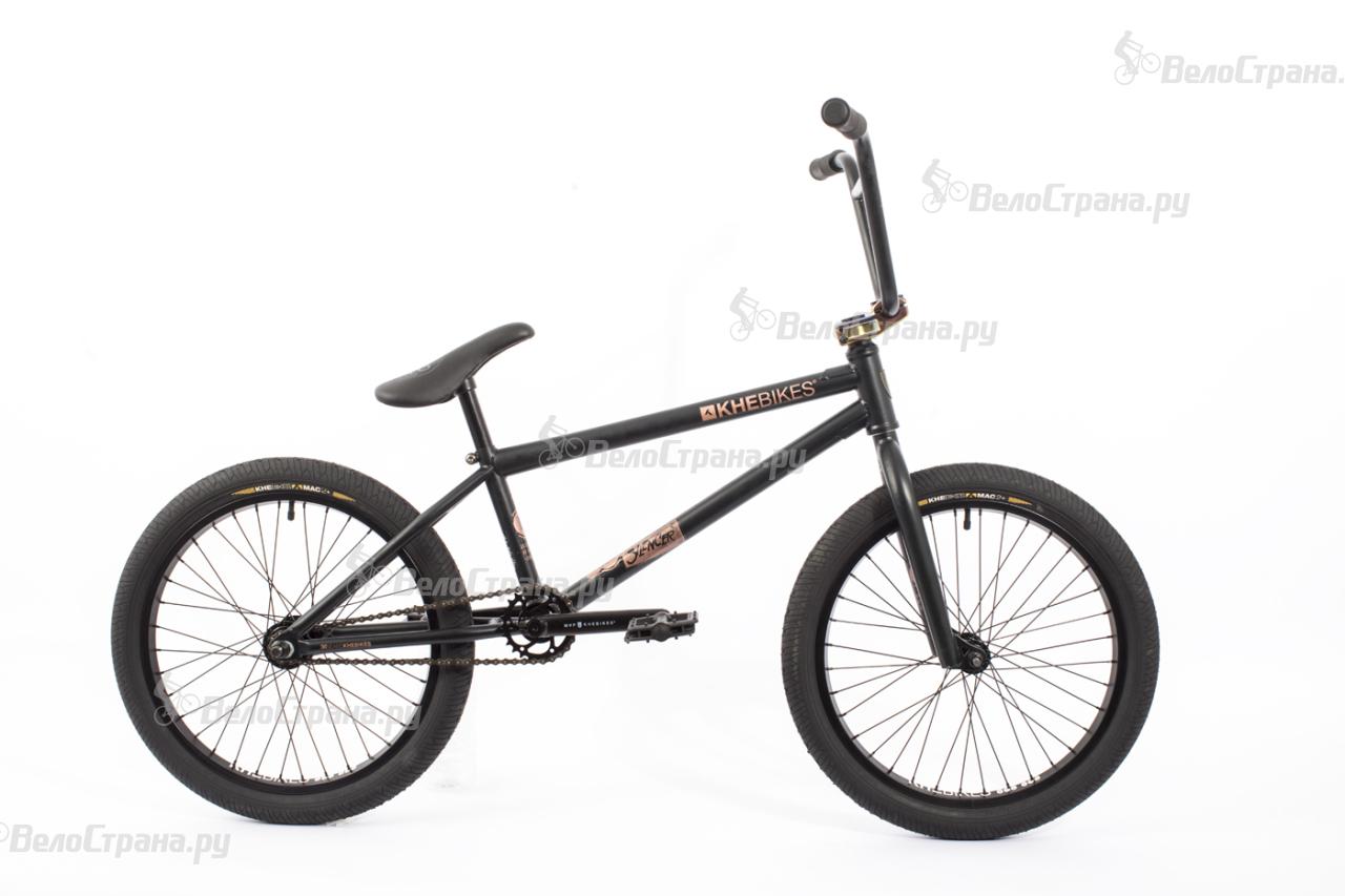Велосипед KHE Silencer BL (2018)