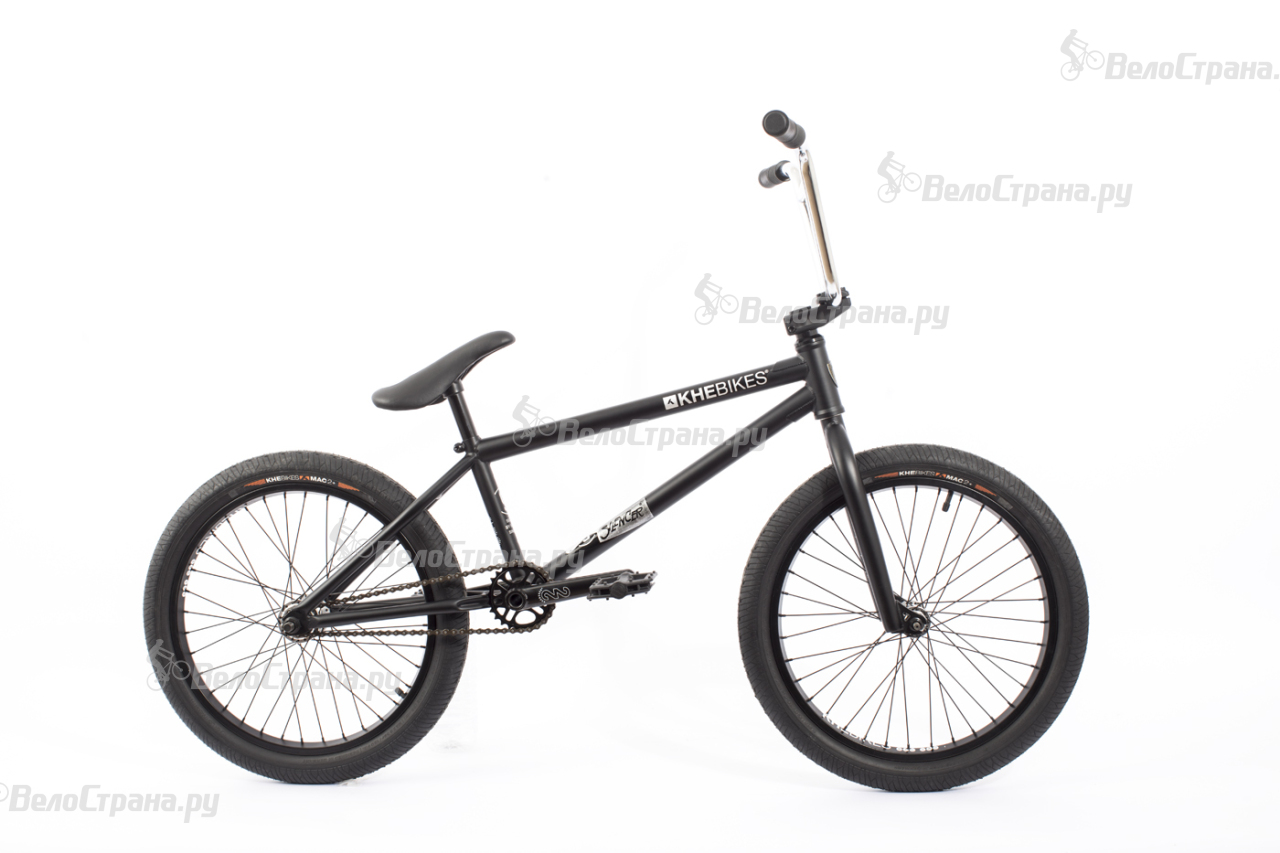 Велосипед KHE Silencer (2018) khe