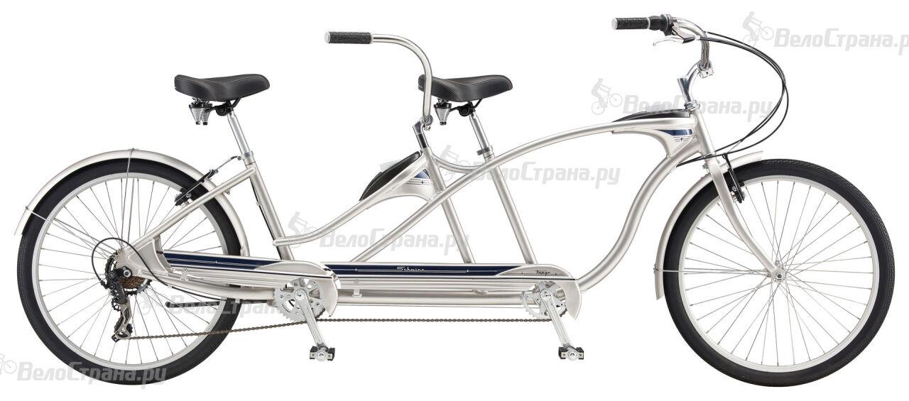 где купить Велосипед Schwinn Tango Tandem (2018) дешево