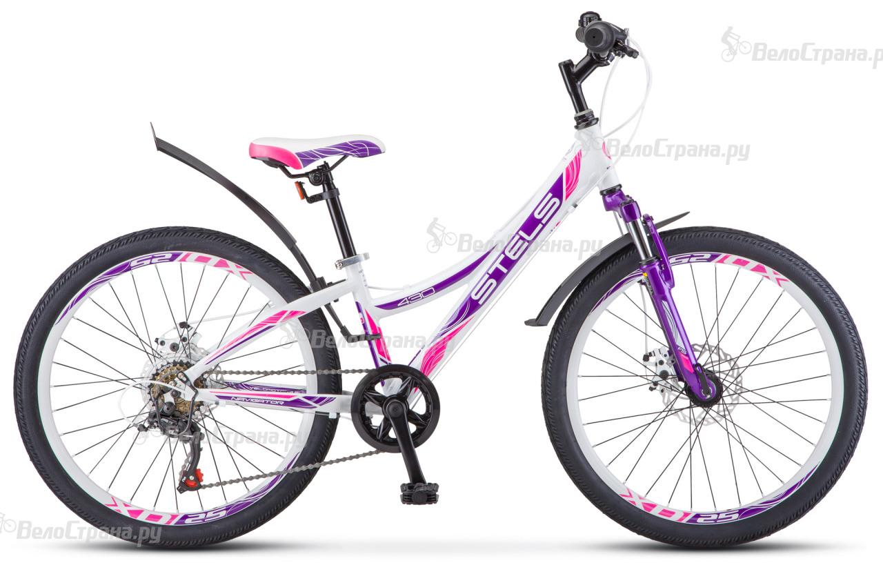 Велосипед Stels Navigator 430 MD V020 (2018) велосипед десна 2710 md 27 5 v020 2018 рама 17 5 антрацитовый