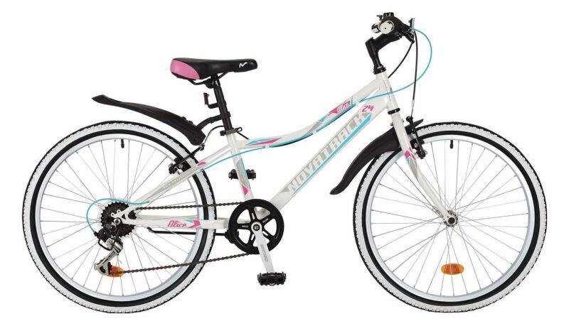 Купить Подростковый велосипед Novatrack Alice 24 (2018)