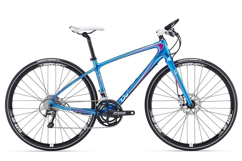 Купить Женский велосипед Giant Thrive CoMax 2 Disc (2016)