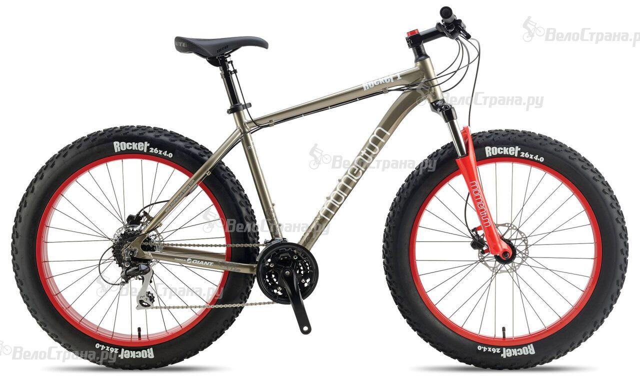 Велосипед Giant Momentum iRide Rocker 1 (2018) omero колготки iride 50 blu notte