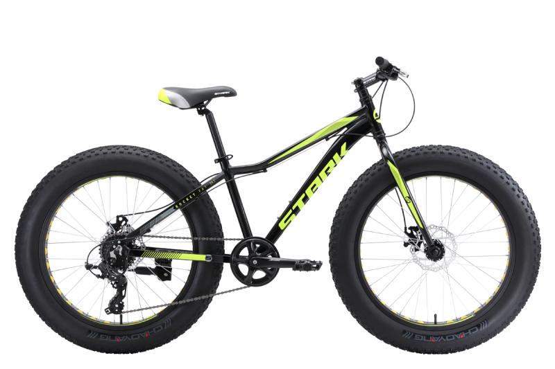 Купить Подростковый велосипед Stark Rocket Fat 24.2 D (2018)
